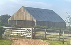 steel frame building house
