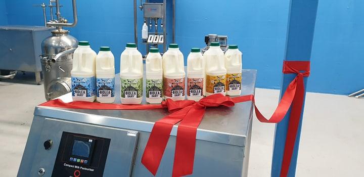 Bidlea Dairy New Branding