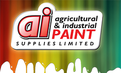 Agricultural and industrial paint supplies