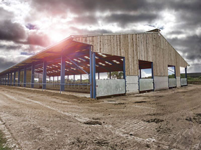 Agricultural Buildings - About Us - GHC