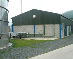 Bioenergy Plant in Staffordshire Gallery Feature Image