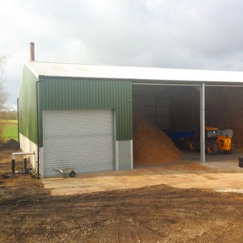 Biomass House