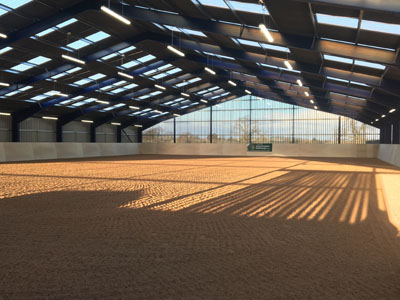 Equestrian Buildings - About Us - GHC