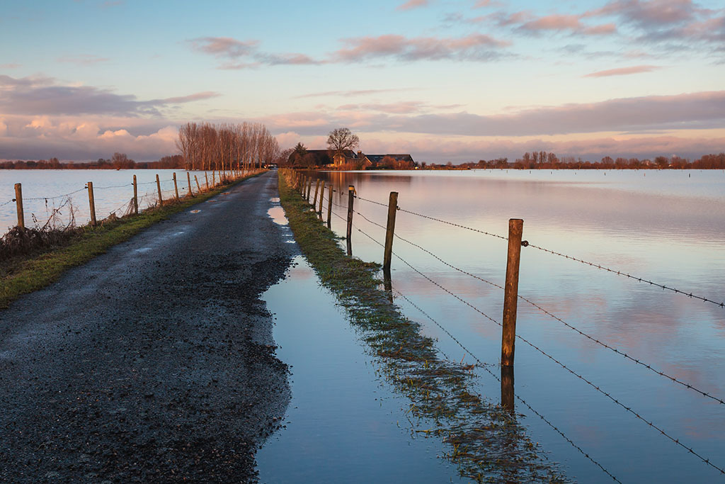 Farm Flood Prevention