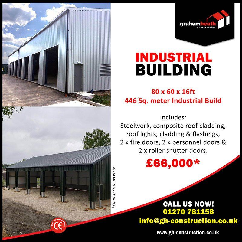 GHC Website Offer - Industrial Building - 2018