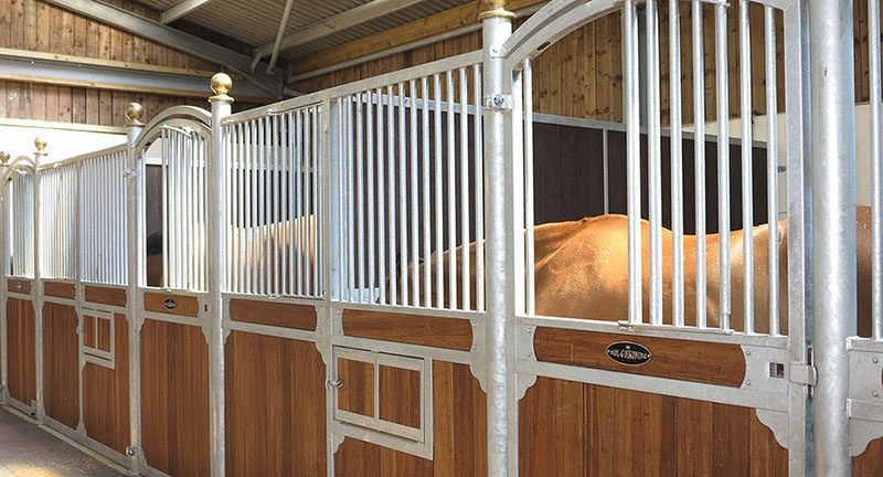 Hickstead Place Stable Blocks