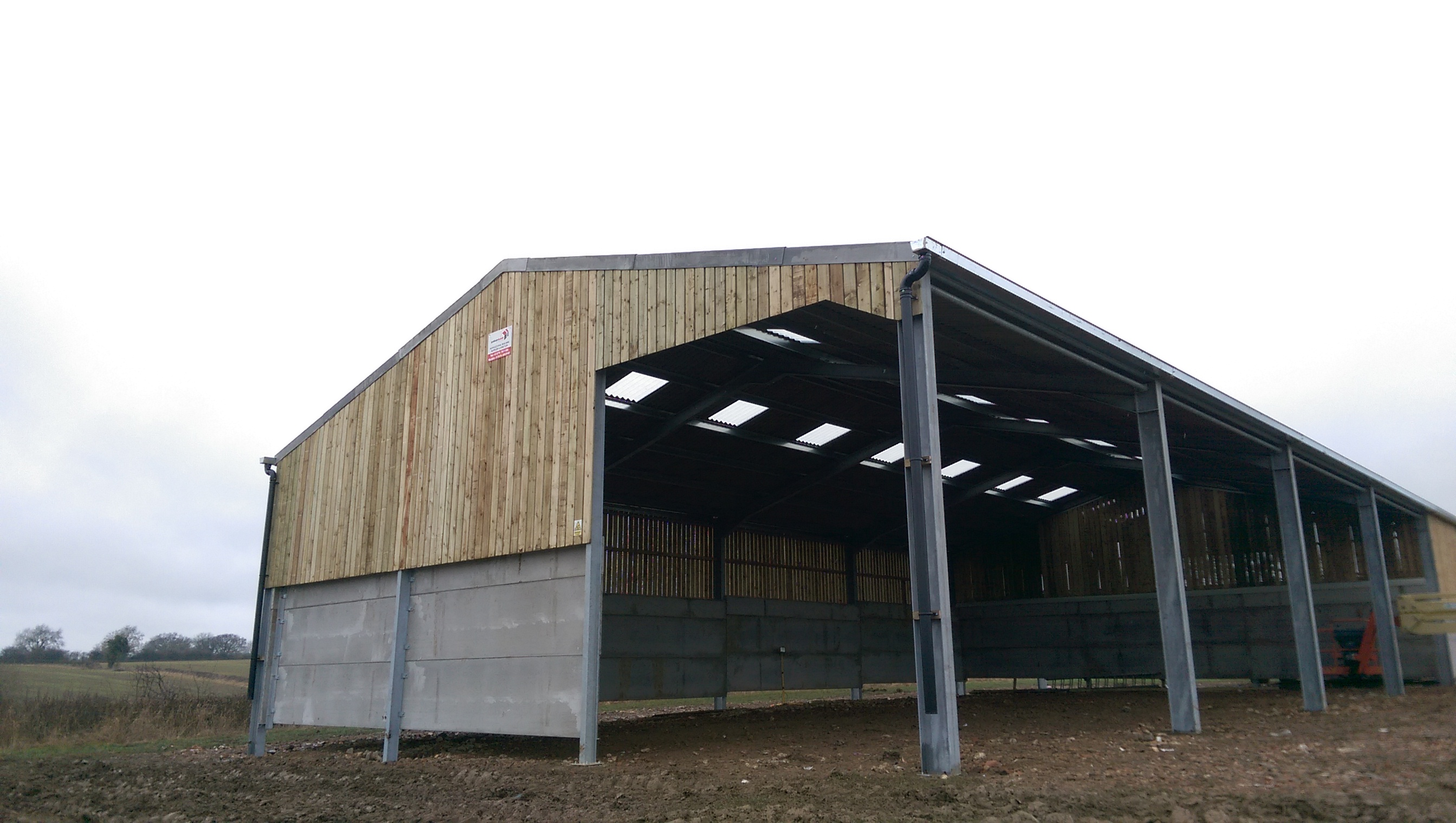 How To Make Money From Your Farm Building Steel Framed