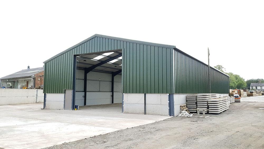 New Fabrication Shop
