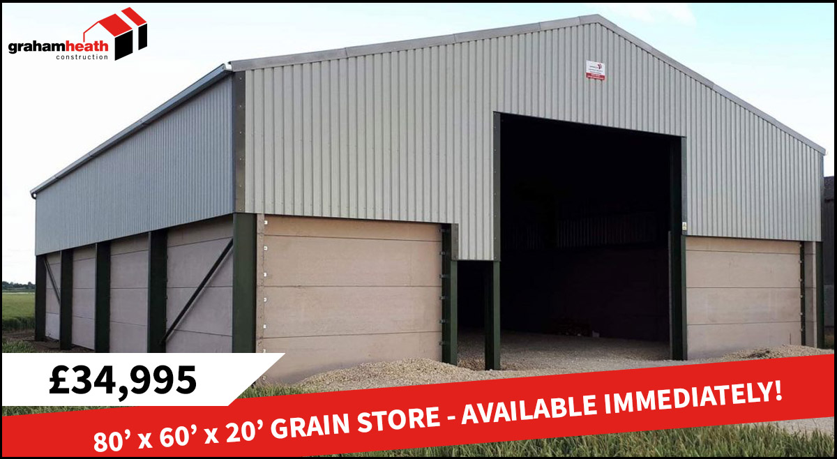 Reduced Grain Store July 2019