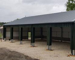 Towerhill KIA Industrial Build